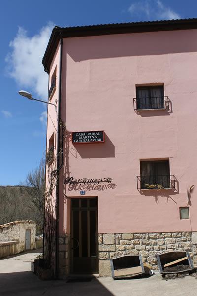Casa Rural Martina, Guadalaviar