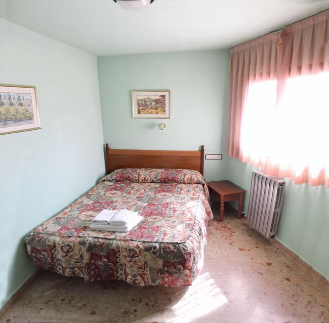 Habitaciones dobles en casa rural Martina