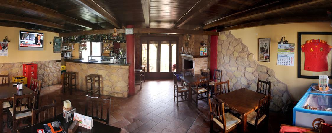 Restaurante en Guadalaviar